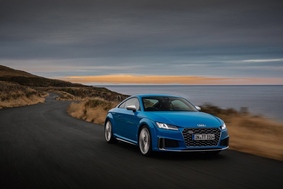 Επανασχεδίαση για το Audi TTS