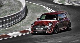 Το νέο MINI John Cooper Works GP κατέβηκε από τα 8 min στο Nόrburgring