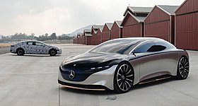 Η Mercedes ποντάρει στις μπαταρίες των Κινέζων