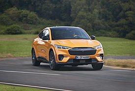Ford Mustang Mach-E: Ποιο μοντέλο της εταιρείας ξεπέρασε σε πωλήσεις στην Ευρώπη